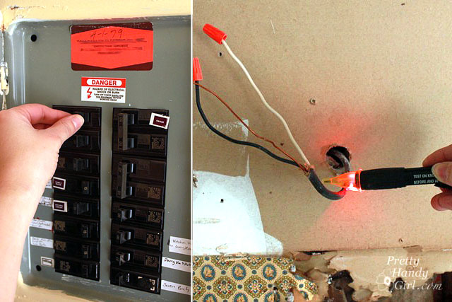 greenlee voltage detector instructions