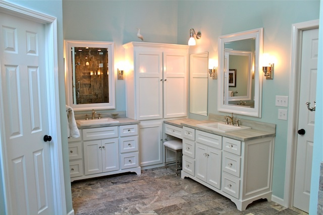 25 dreamy blue paint color choices pretty handy girl for Spa colors for bathroom paint