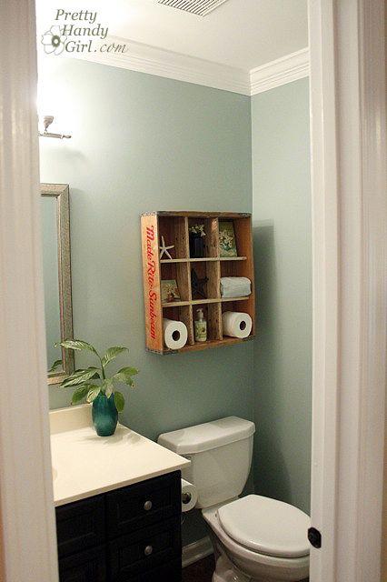 25 dreamy blue paint color choices pretty handy girl for Southwest bathroom paint colors